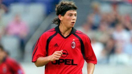 Massimo Donati, Eks AC Milan yang Dikabarkan Merapat ke Persija - INDOSPORT