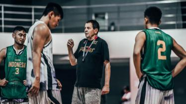 Timnas Basket Indonesia - INDOSPORT