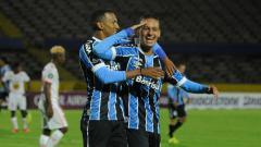 Indosport - Selebrasi Ricardinho, Wonderkid Brazil Incaran Inter Milan