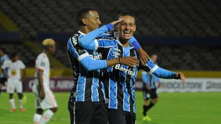Selebrasi Ricardinho, Wonderkid Brazil Incaran Inter Milan - INDOSPORT