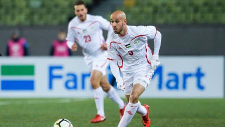 Mohammed B.A Rashid, menjadi pemain anyar yang direkrut Persib Bandung - INDOSPORT