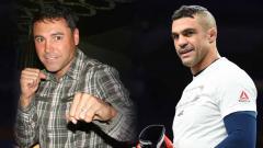 Indosport - Oscar De La Hoya vs Vitor Belfort.