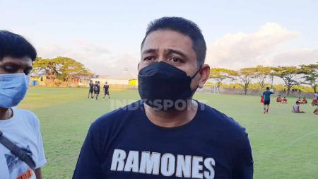 CEO klub Liga 1 PSM Makassar, Munafri Arifuddin, menceritakan secara gamblang terkait kondisi klubnya saat ini kepada calon pelatih asing. - INDOSPORT