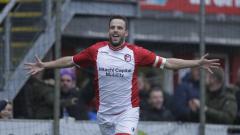 Indosport - Anco Jansen, Penyerang Baru PSM di Liga 1 2021