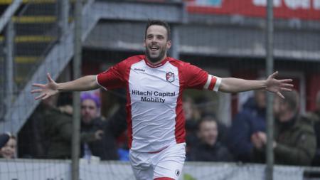 Anco Jansen, Penyerang Baru PSM di Liga 1 2021. - INDOSPORT