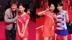 Indosport - Ko Soobin berperan sebagai Ivana Putri di K-Drama Racket Boys.