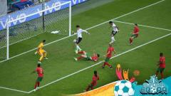 Indosport - Berstatus juara bertahan, Portugal dibantai Jerman 2-4 di fase grup Euro 2020, Sabtu (19/06/21) malam WIB. Berikut 3 pemain yang jadi biang kerok hasil itu.