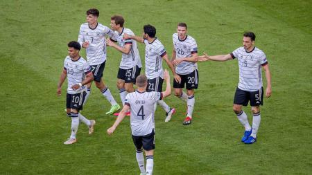 Para pemain Jerman. - INDOSPORT