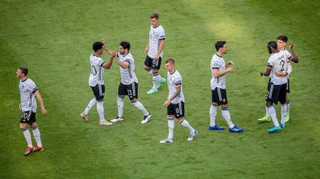 Kabar Baik Buat Inggris, Jerman Terancam Tampil Tanpa 3 Pemain Kunci. - INDOSPORT
