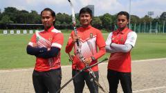 Indosport - Berikut link live streaming wakil Indonesia di Olimpiade Tokyo 2020 hari ini, Sabtu (24/07/21).