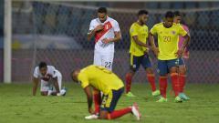Indosport - Laga antara Colombia vs Peru Group A di Copa America Brazil 2021.
