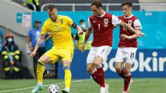 Indosport - Ukraina vs Austria.