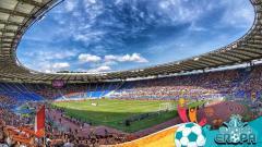Indosport - Stadion Olimpico Roma.