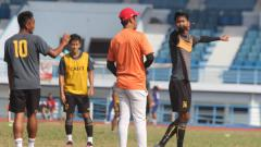 Indosport - Latihan Sriwijaya FC.