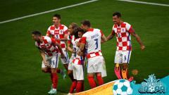 Indosport - Pertandingan Euro 2020: Kroasia vs Skotlandia