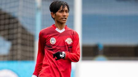 Ibnul Mubarak, pemain Indonesia di Garuda Select - INDOSPORT