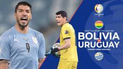 Indosport - Laga menarik akan tersaji di Grup A Copa America 2021 yang mempertemukan tim peringkat dua terbawah, Bolivia vs Uruguay.
