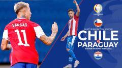 Indosport - Prediksi pertandingan Copa America antara Chile vs Paraguay.