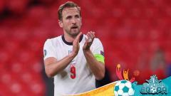 Indosport - Harry Kane, pemain Timnas Inggris.