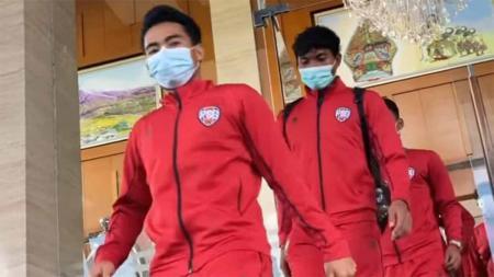 Bertolak ke Jakarta setelah kena PHP Piala Wali Kota Solo, tim Liga 2, PSG Pati, pun berniat mencari lawan uji coba di Jakarta. - INDOSPORT