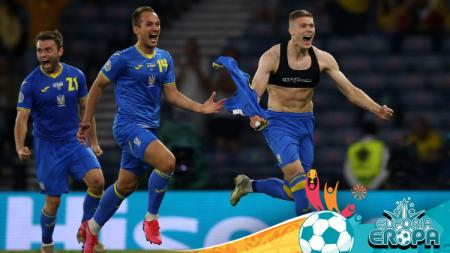 Hasil Euro 2020: Swedia vs Ukraina - INDOSPORT