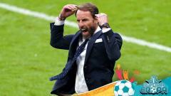 Indosport - Pelatih Timnas Inggris, Gareth Southgate.