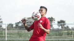 Indosport - Striker Persis Solo, Ferdinand Sinaga.