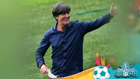 Joachim Low, pelatih terbesar Jerman. - INDOSPORT