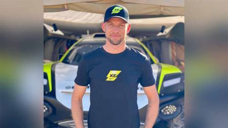 Jenson Button, mantan juara dunia F1. - INDOSPORT