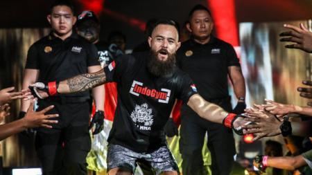 Anthony Engelen, petarung berdarah Indonesia di ONE Championship - INDOSPORT