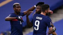 Indosport - Paul Pogba di Timnas Prancis Euro 2020