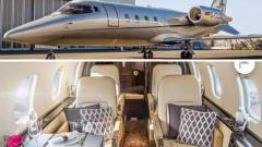 Indosport - Sebuah perusahaan pesawat jet asal Denmark memberikan penawaran perjalanan kelas mewah jelang laga melawan Ceko.