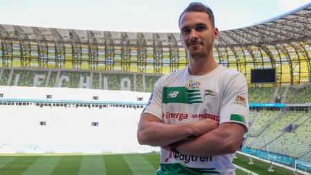 Miłosz Szczepański, pemain baru Lechia Gdansk - INDOSPORT