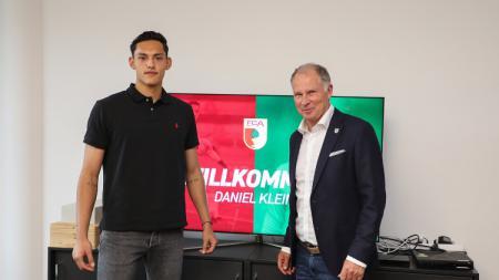 Daniel Klein, Kiper Berdarah Bali yang Direkrut Klub Bundesliga Jerman - INDOSPORT
