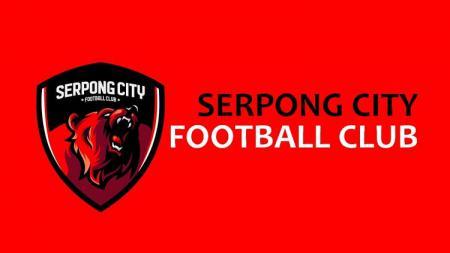 Logo klub Liga 3, Serpong City FC. - INDOSPORT