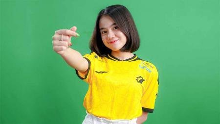 Kharisma Cahaya Putri, roster baru tim ONIC eSports. - INDOSPORT