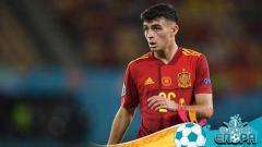 Indosport - Pedri, pemain Timnas Spanyol.