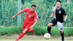 Indosport - Eks striker PSIM Yogyakarta, Edi Rintoko, berhasil menyumbangkan satu gol dan mengantarkan kemenangan besar untuk klub Taiwan.