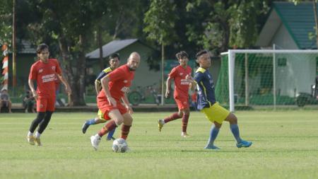 Manajemen klub PSM Makassar akhirnya memutuskan untuk meliburkan skuatnya akibat masa depan Liga 1 yang belum jelas. - INDOSPORT