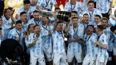 Indosport - Brasil Garami Luka Argentina yang Gagal Total di Olimpiade Tokyo 2020