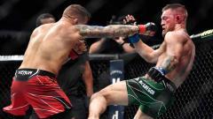 Indosport - Dustin Poirier vs Conor McGregor.