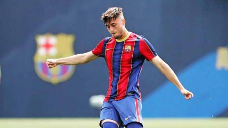 Jaume Jardi, eks kapten Barcelona U-19. - INDOSPORT