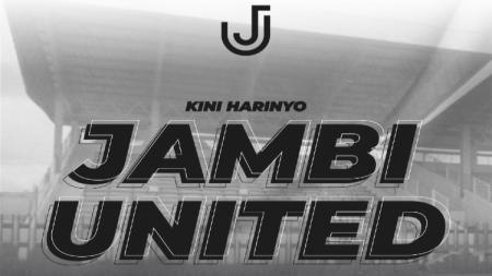 Logo Jambi United - INDOSPORT
