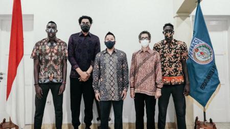 3 Pemain Naturalisasi Basket Timnas Indonesia. - INDOSPORT