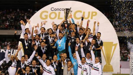 Timnas Meksiko Saat Juara Gold Cup 2019 - INDOSPORT