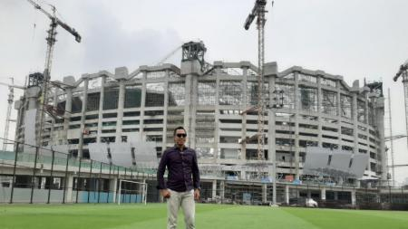 Jakarta Internasional Stadium (JIS). - INDOSPORT
