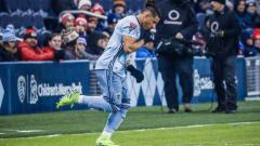 Indosport - Mantan penyerang CF Montreal, Erik Hurtado.