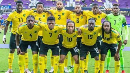 Skuat Jamaika di Gold Cup 2021. - INDOSPORT