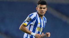 Indosport - Luiz Diaz, pemain FC Porto asal Kolombia.