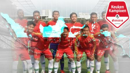 Jong Indonesia dan Skuad yang Layak Mentas di Eerste Divisie Belanda - INDOSPORT
